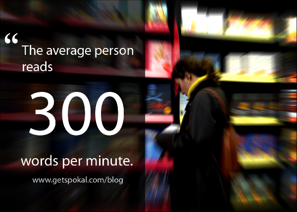 Blogging Stats - Speed Reading
