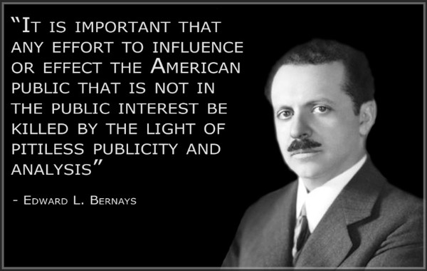 Edward Bernays - Father Of Advertising