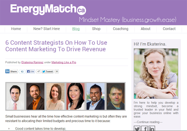 6 Content Strategists On How To Use Content Marketing To Drive Revenue