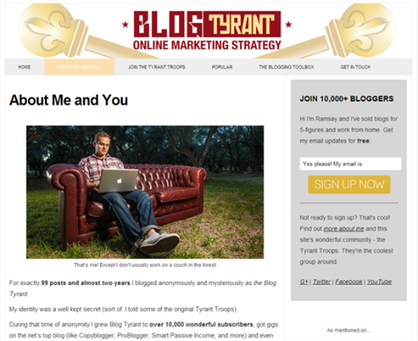 Top 7 Content Marketing Blogs To Read In 2014 - Blog Tryant