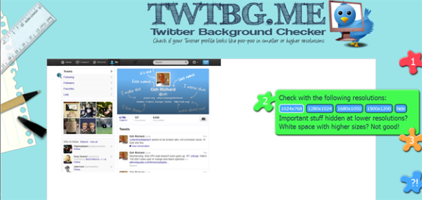 Creating A High Converting Twitter Background