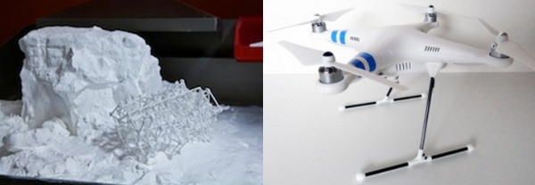 Shapeways 3D printing examples video content marketing examples