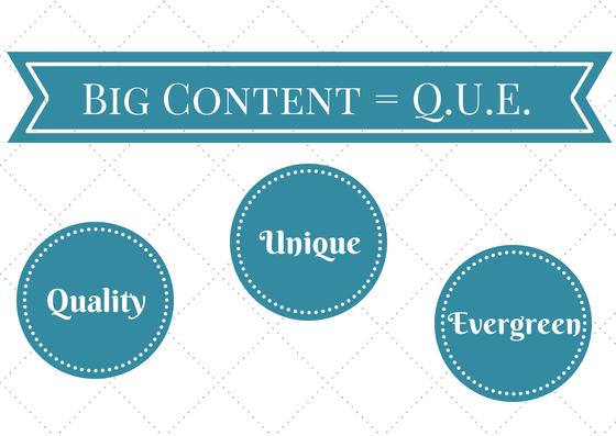 Q.U.E. Big Content