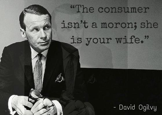 quotes content marketing david ogilvy