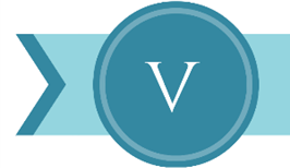 Letter v of online marketing terms