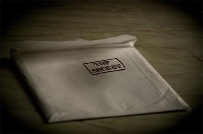 Top Secret - 10 blogs
