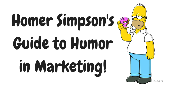 Home simpson's guide to humor in marketing