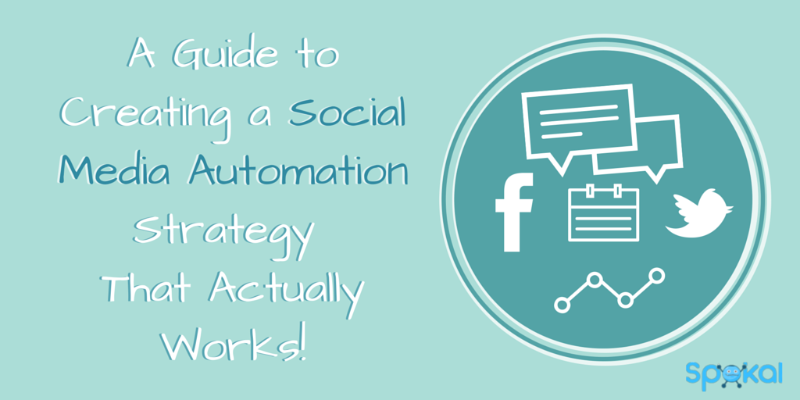 A Guide to Creating a Social Media Automation Strategy  That Actually Works!