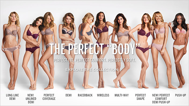 Read With Caution: 15 Of The Absolute WORST Marketing Campaigns From 2014 - victoria's secret