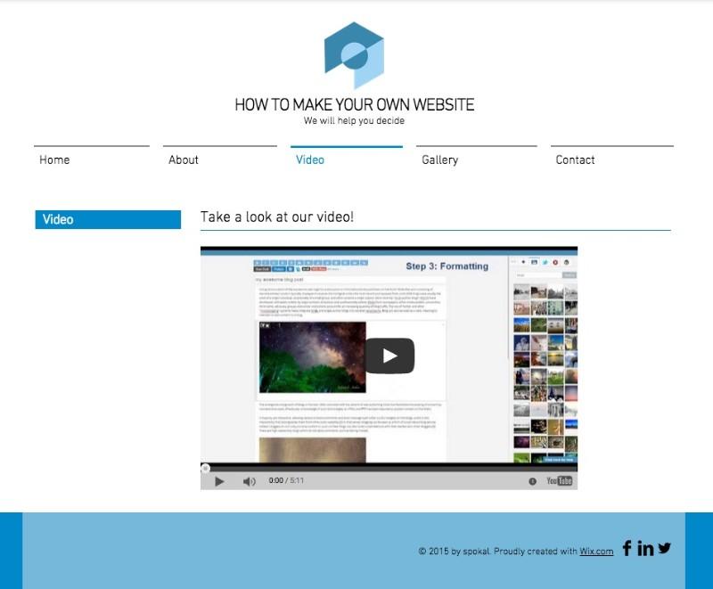 free user interface website