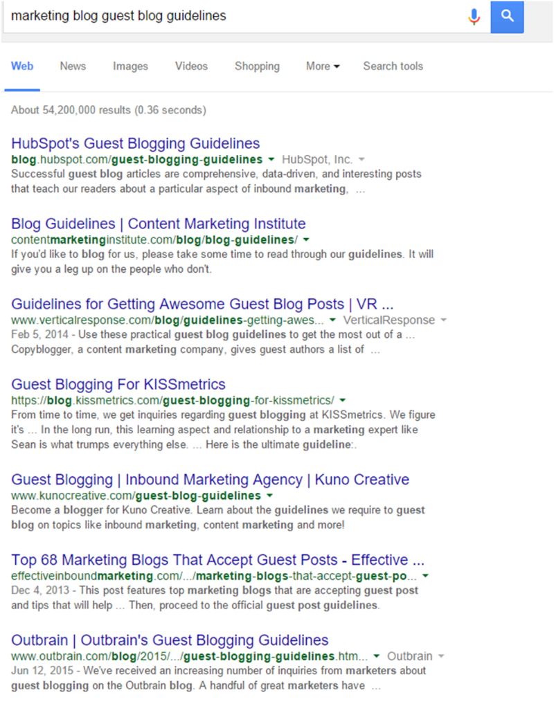 A Deep Dive into the World of Guest Blogging