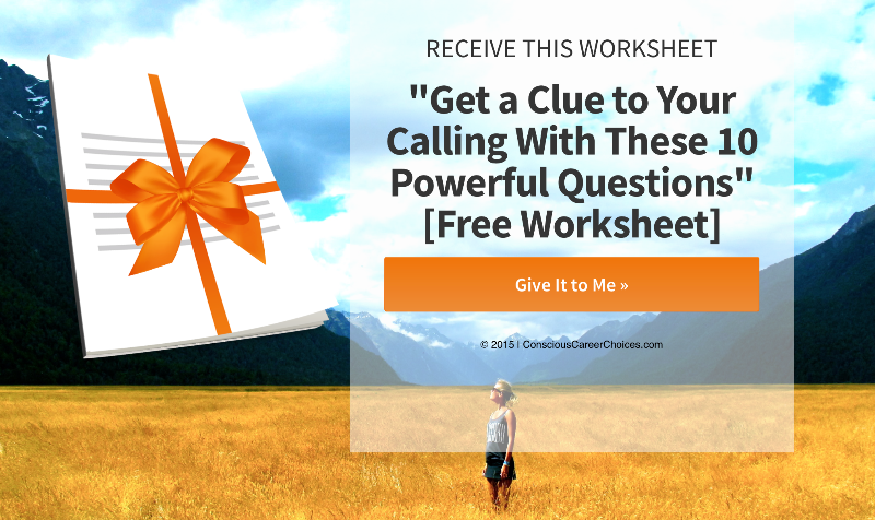 Opt-in: Get a Clue to Your Calling with these 10 Powerful Questions