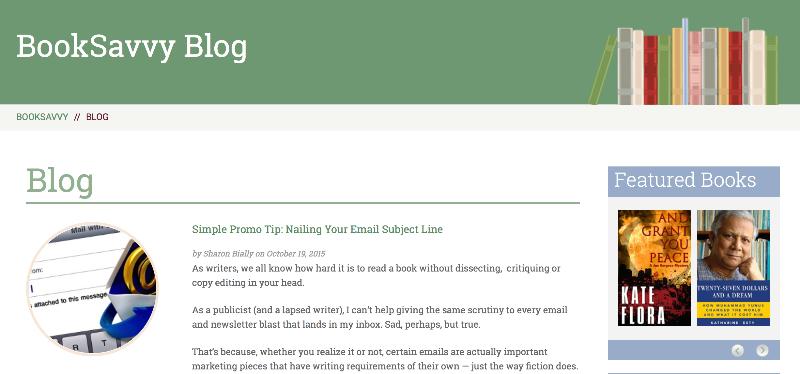 corner your market by blogging