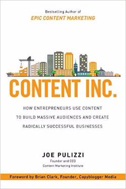 Content Inc book
