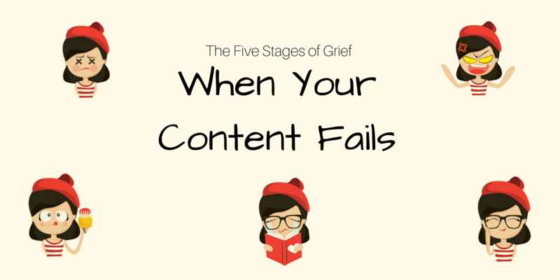 when your content fails