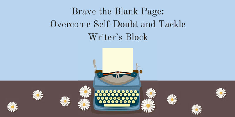 tackle writer's block