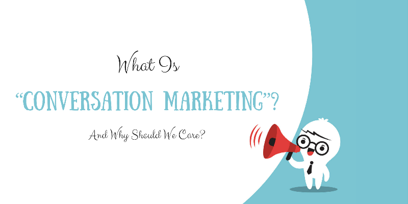 Conversation marketing