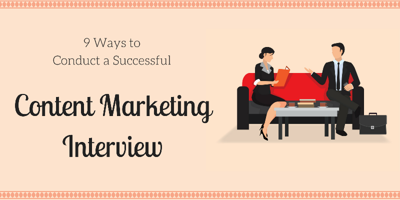 Content Marketing Interview
