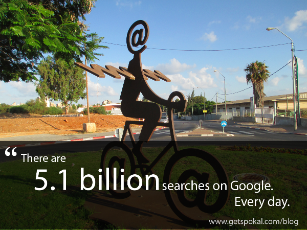 5.1 Billion Searches On Google A Day