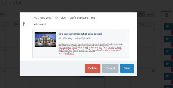 customize posts