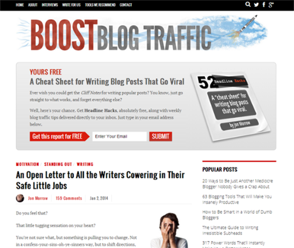 Top 7 Content Marketing Blogs To Read In 2014 - Boost Blog Traffic