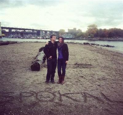 Chris Mack and Alexandra Skey, Founders Of Spokal