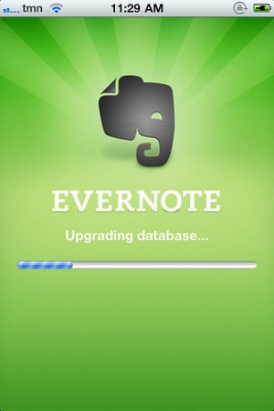 Free tools for start-ups Evernote