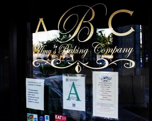 Amy's baking company example of bad customer service on social media