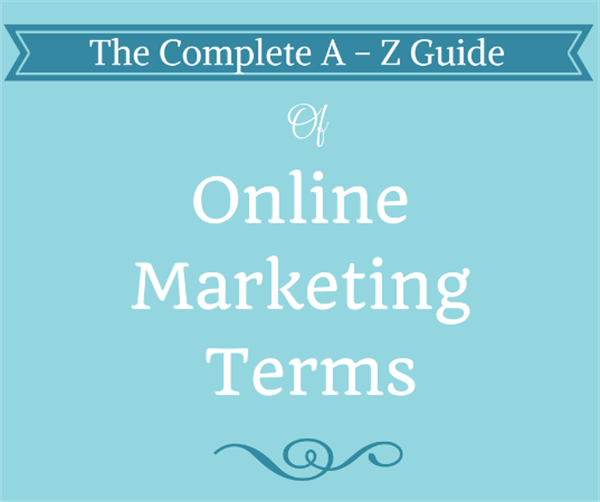 Guide to online marketing terms