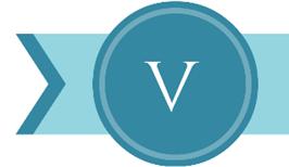 Letter v of online marketing terms