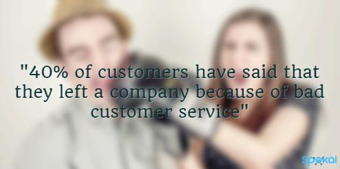 Spokal - customer service team
