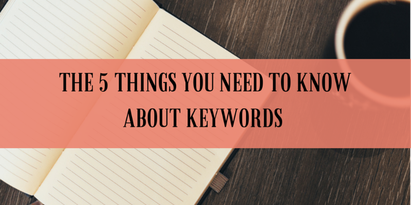 Things You Need To Know About Keywords