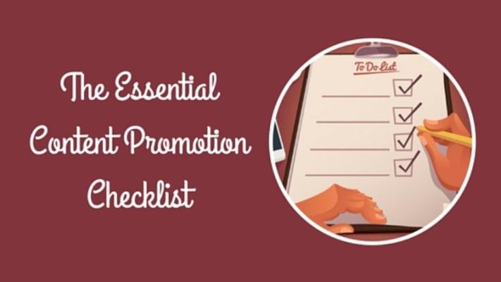 Essential Content Promotion