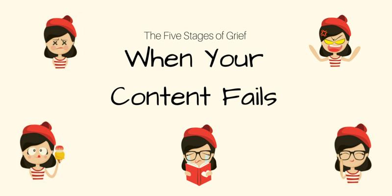 when your content fails